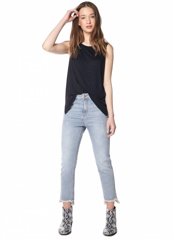 Musculosa Sixteen Lux