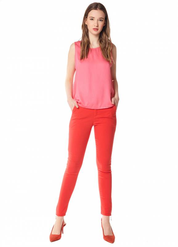 Pantalon California Zipper